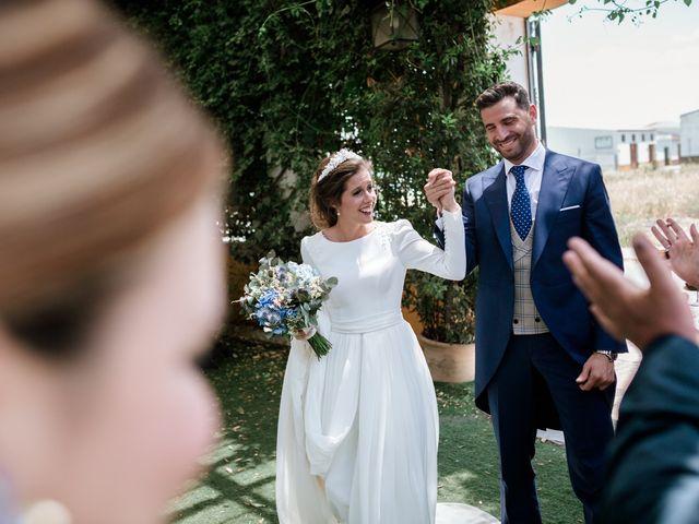 La boda de Mingo y María en Bollullos Par Del Condado, Huelva 43