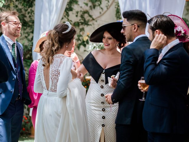 La boda de Mingo y María en Bollullos Par Del Condado, Huelva 44
