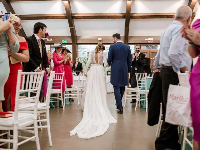La boda de Mingo y María en Bollullos Par Del Condado, Huelva 46