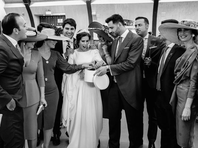 La boda de Mingo y María en Bollullos Par Del Condado, Huelva 51