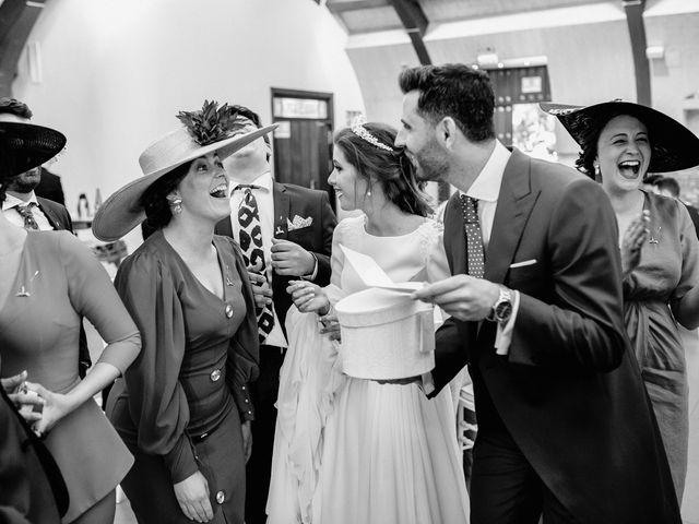 La boda de Mingo y María en Bollullos Par Del Condado, Huelva 53