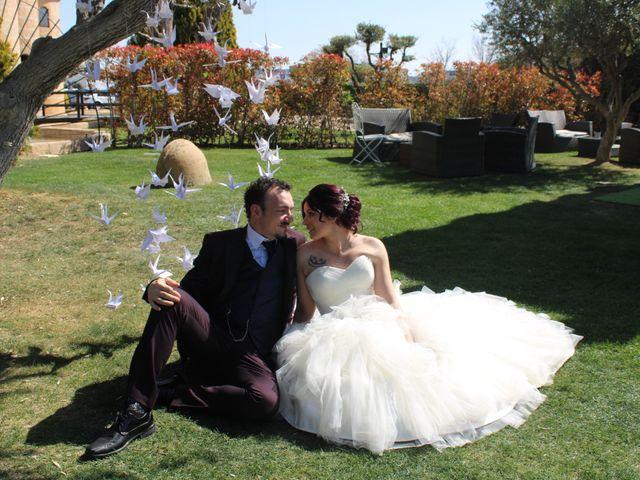 La boda de David y Patricia en Zaragoza, Zaragoza 1