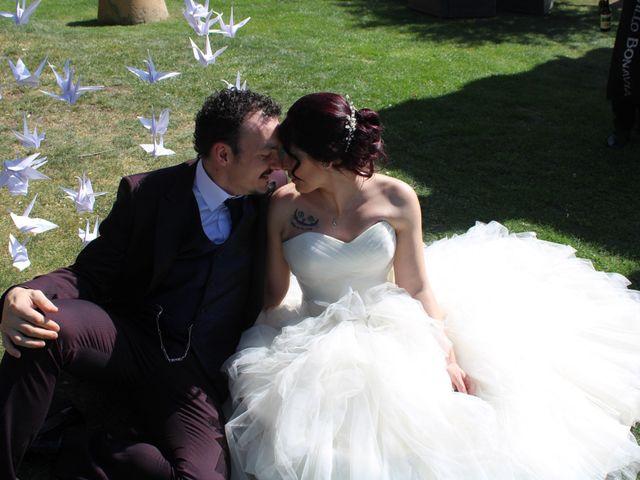 La boda de David y Patricia en Zaragoza, Zaragoza 5