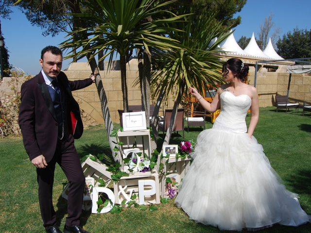 La boda de David y Patricia en Zaragoza, Zaragoza 6