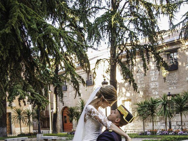 La boda de Miguel Ángel  y Alba en Alcalá De Henares, Madrid 5