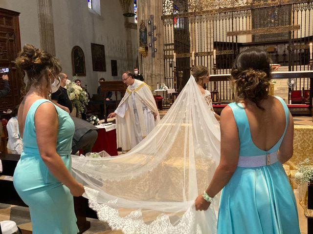 La boda de Miguel Ángel  y Alba en Alcalá De Henares, Madrid 6
