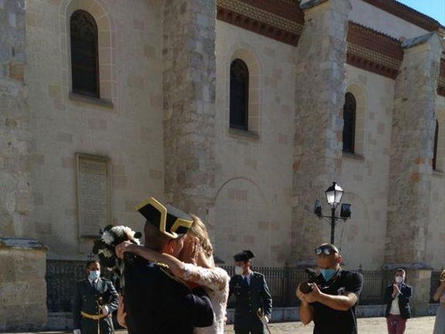 La boda de Miguel Ángel  y Alba en Alcalá De Henares, Madrid 7