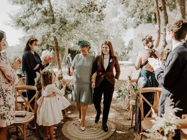 La boda de Bego y Iris en Valencia, Valencia 34