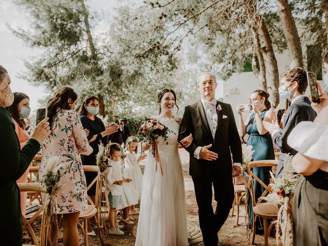 La boda de Bego y Iris en Valencia, Valencia 41