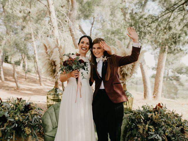 La boda de Bego y Iris en Valencia, Valencia 45