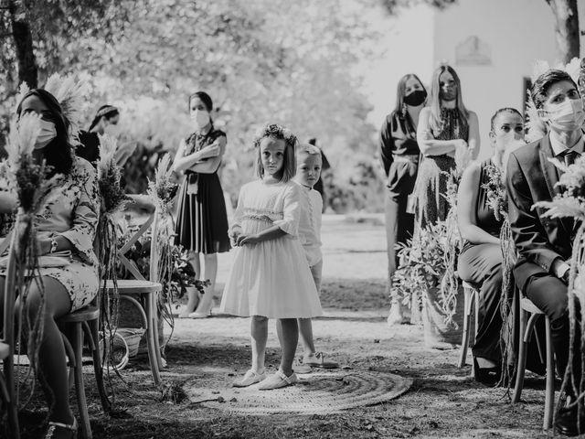 La boda de Bego y Iris en Valencia, Valencia 48