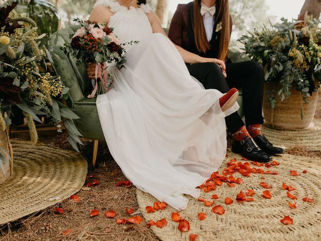 La boda de Bego y Iris en Valencia, Valencia 49