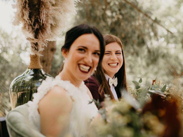 La boda de Bego y Iris en Valencia, Valencia 56