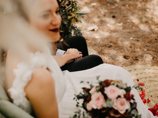 La boda de Bego y Iris en Valencia, Valencia 59
