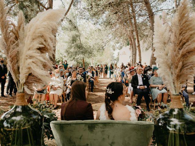 La boda de Bego y Iris en Valencia, Valencia 65