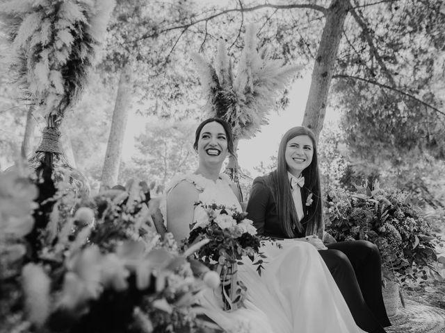 La boda de Bego y Iris en Valencia, Valencia 66