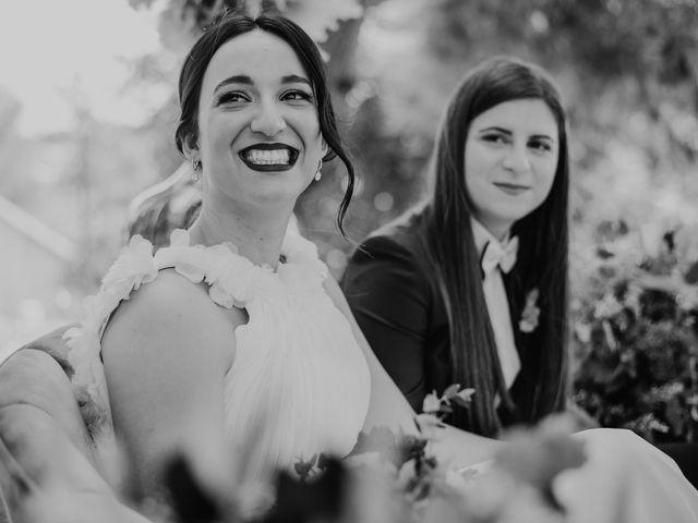 La boda de Bego y Iris en Valencia, Valencia 69