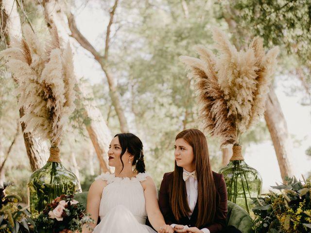 La boda de Bego y Iris en Valencia, Valencia 73