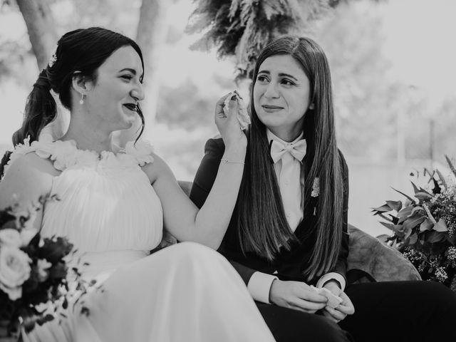 La boda de Bego y Iris en Valencia, Valencia 74