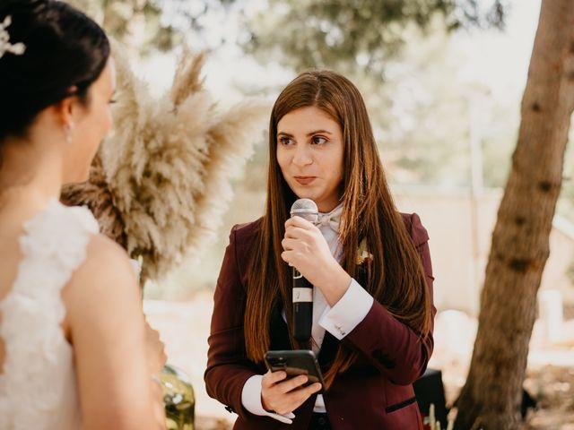 La boda de Bego y Iris en Valencia, Valencia 76