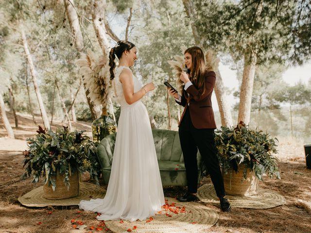 La boda de Bego y Iris en Valencia, Valencia 78