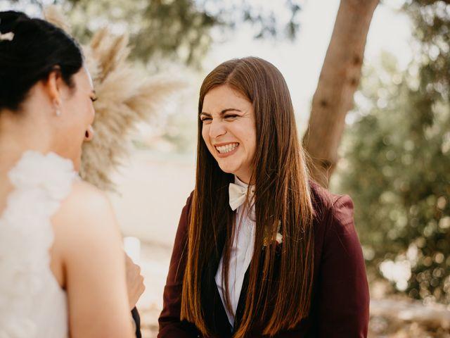 La boda de Bego y Iris en Valencia, Valencia 82