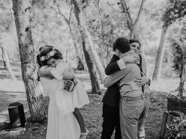 La boda de Bego y Iris en Valencia, Valencia 85