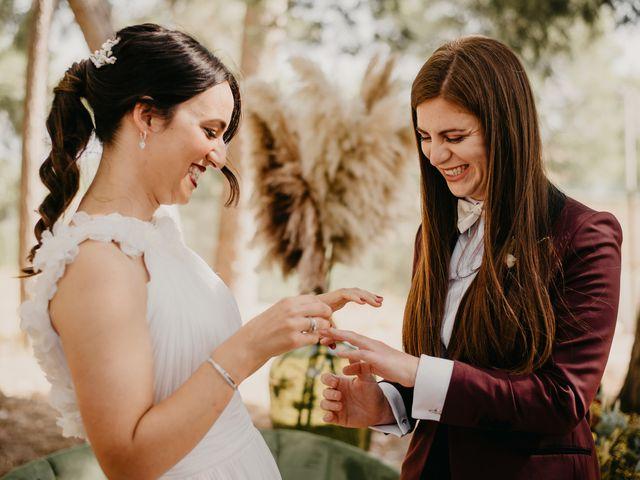 La boda de Bego y Iris en Valencia, Valencia 86