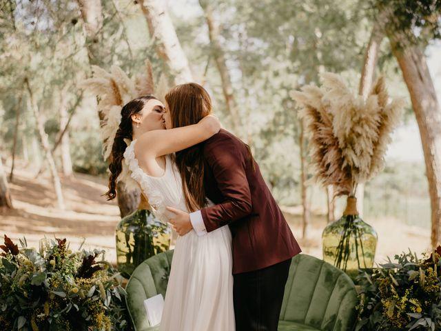 La boda de Bego y Iris en Valencia, Valencia 88