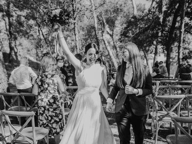 La boda de Bego y Iris en Valencia, Valencia 90