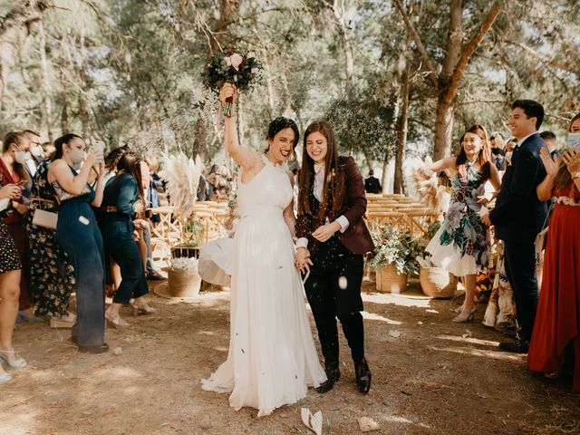 La boda de Bego y Iris en Valencia, Valencia 92