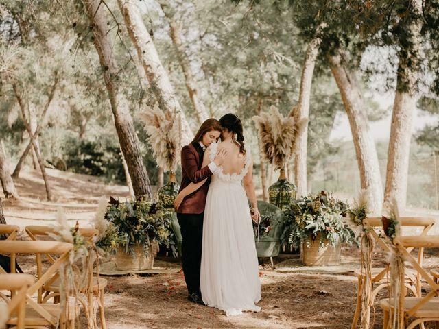 La boda de Bego y Iris en Valencia, Valencia 2