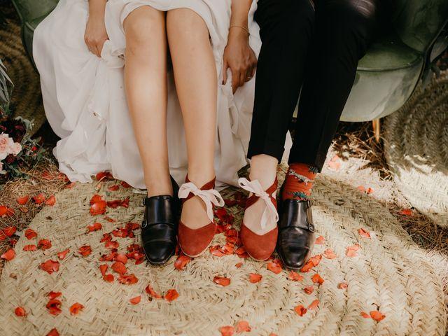 La boda de Bego y Iris en Valencia, Valencia 100