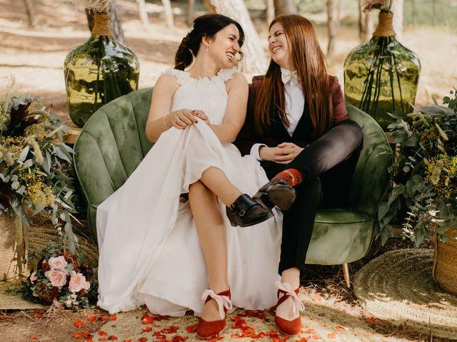 La boda de Bego y Iris en Valencia, Valencia 101