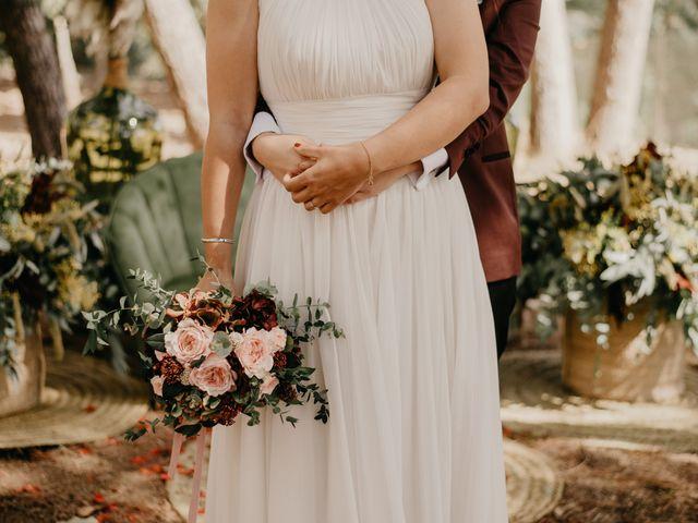 La boda de Bego y Iris en Valencia, Valencia 102