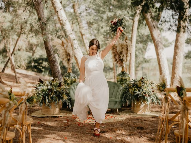 La boda de Bego y Iris en Valencia, Valencia 111