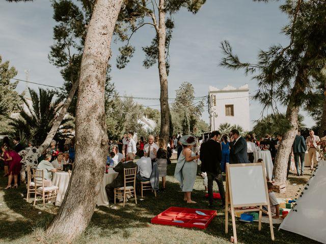 La boda de Bego y Iris en Valencia, Valencia 131