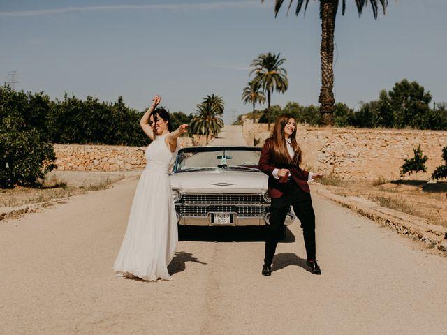 La boda de Bego y Iris en Valencia, Valencia 134