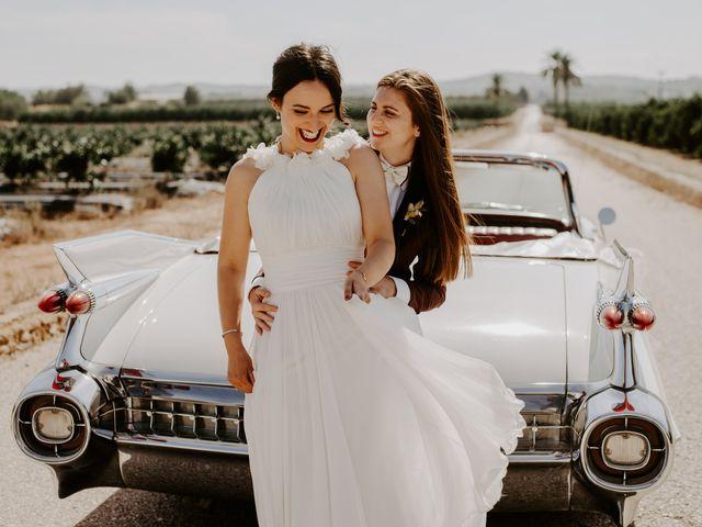 La boda de Bego y Iris en Valencia, Valencia 136