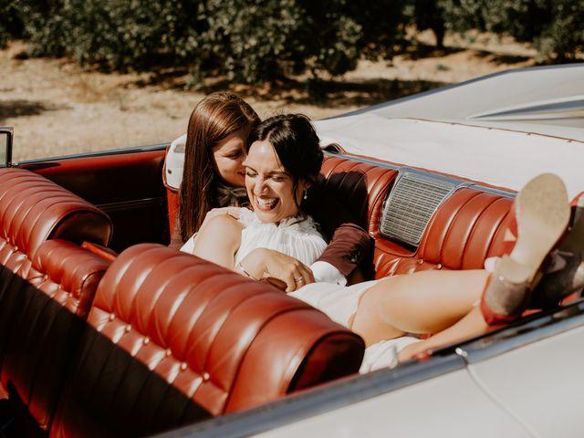 La boda de Bego y Iris en Valencia, Valencia 137