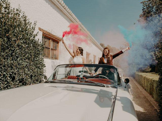 La boda de Bego y Iris en Valencia, Valencia 138