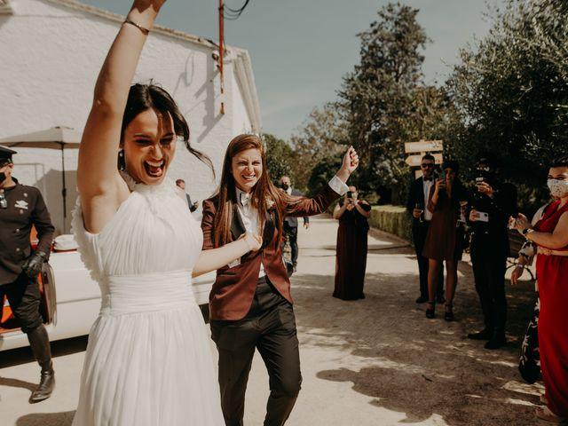 La boda de Bego y Iris en Valencia, Valencia 139