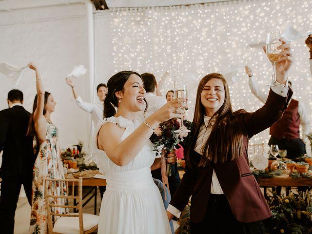La boda de Bego y Iris en Valencia, Valencia 145