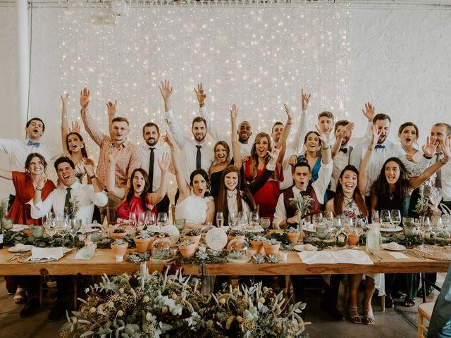 La boda de Bego y Iris en Valencia, Valencia 147