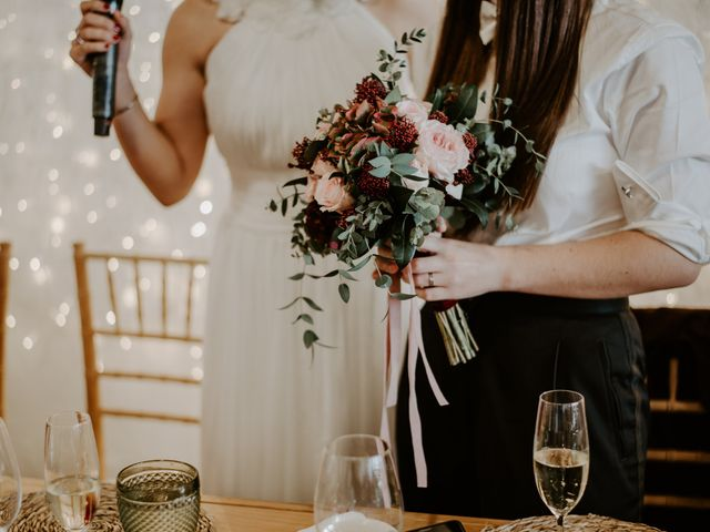 La boda de Bego y Iris en Valencia, Valencia 156