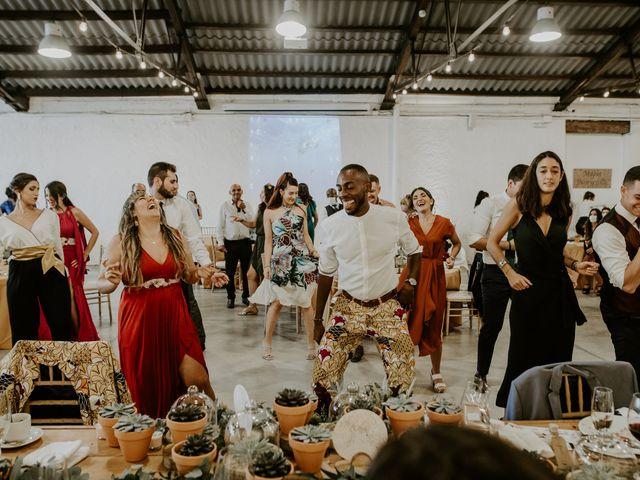 La boda de Bego y Iris en Valencia, Valencia 159