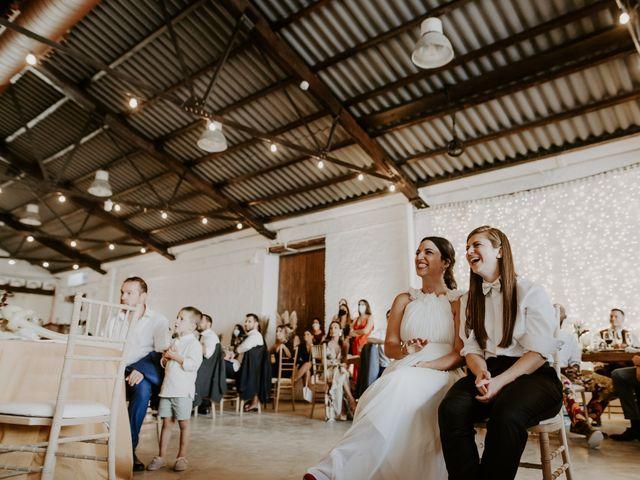 La boda de Bego y Iris en Valencia, Valencia 164