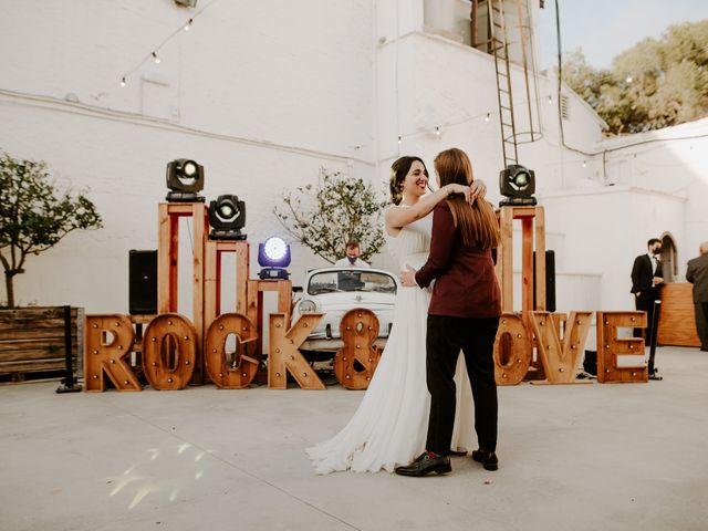 La boda de Bego y Iris en Valencia, Valencia 174