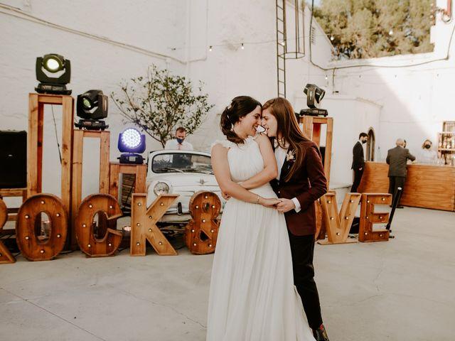 La boda de Bego y Iris en Valencia, Valencia 175