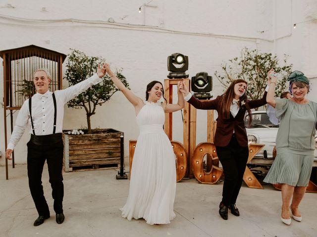 La boda de Bego y Iris en Valencia, Valencia 176